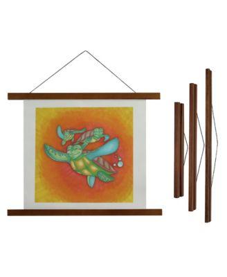 magnetic wooden poster hanger frame 24 x 1