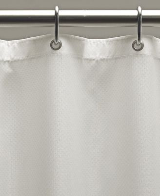 weighted fabric 70 x 72 shower curtain liner