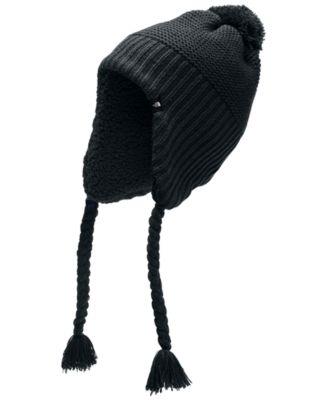 Fleece Hat With Ear Flaps : fleece, flaps, North, Women's, Fleece-Lined, Ear-Flap, Beanie, Reviews, Women, Macy's