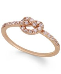 Rose Gold Rings: Rose Gold Rings Sterling Silver Jewelry