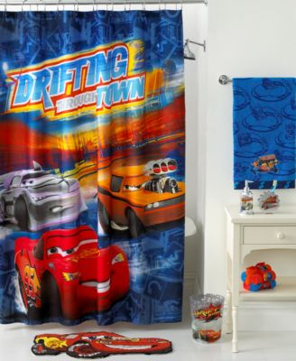 Cars Bath Curtains Pictures To Pin On Pinterest PinsDaddy