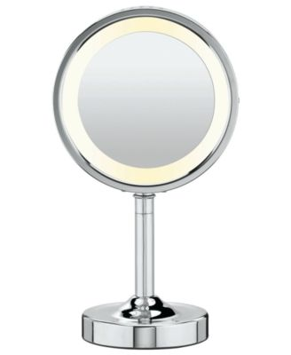 Conair 5x Magnified Lighted Makeup Mirror  Bathroom