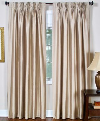 Miller Curtains Sheer Preston Window Treatment Collection