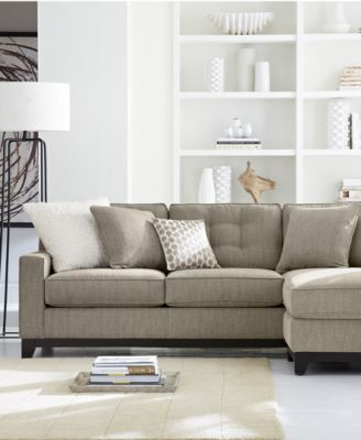 clarke fabric queen sleeper sofa bed style macy s sectional baci living room 2 piece sofas furniture macys