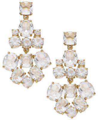 kate spade new york Earrings, Gold