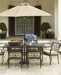 Montclair Outdoor Patio Furniture Dining Sets & Pieces ...