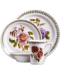 Portmeirion Dinnerware, Set of 2 Botanic Garden Mugs with ...