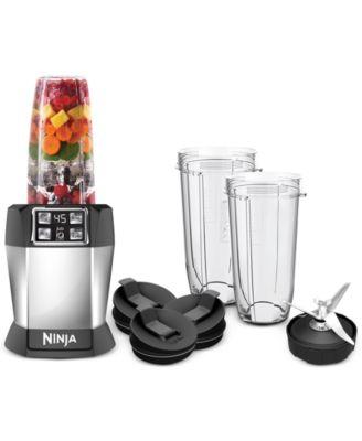 Ninja nutri ninja bl482 auto iq blender electrics kitchen macy s