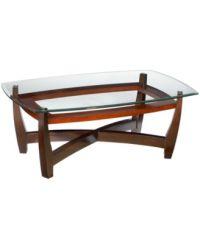 Elation Rectangular Coffee Table - Furniture - Macy's