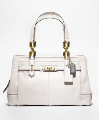 COACH CHELSEA LEATHER JAYDEN CARRYALL