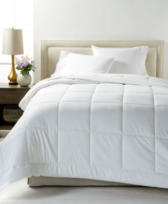 charter club down alternative super luxe 300 thread count comforter collection created for macy s
