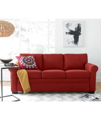 kenzey sofa bed full sleeper sleepers for travel trailers furniture 70 fabric created