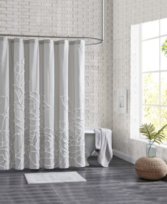 french style shower curtains add