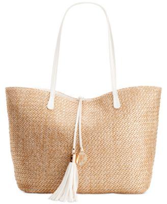 INC International Concepts Tropical Beach Bag