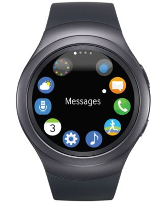 Samsung Unisex Gear S2 Smart Watch With 42mm Stainless