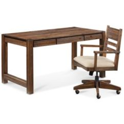 Home Office Desk Chairs Table And Chair Rentals Las Vegas Furniture Avondale Collection Created For 2 Pc Set