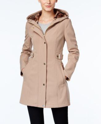 Main image also via spiga water resistant hooded coat coats women macy   rh macys