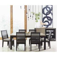 Lexington Dining Chairs Restaurant Wood Furniture 5 Pc Set Leg Table 4 Side Macy S