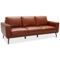 Sofas At Macys Sleeper Sofa Gardner White Furniture Marsilla 88 Leather Created For Macy S