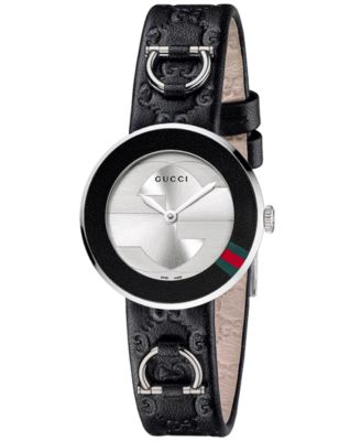 Gucci Watch Strap And Bezel Kit Womens Swiss U Play