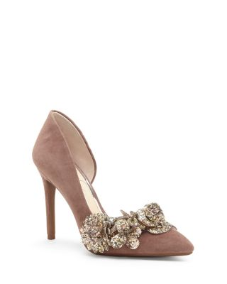 Jessica simpson pruella embellished   orsay pumps also shoes boots heels macy  rh macys