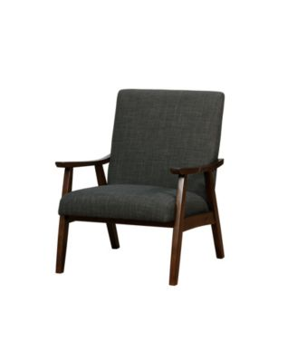 mid century accent chair covers niagara furniture of america kikee modern