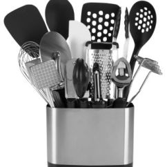 Oxo Kitchen Utensils Floating Cabinets 15 Piece Utensil Set Gadgets Macy S Main Image