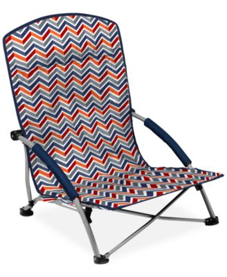 portable beach chair amazon office picnic time oniva by vibe collection tranquility main image