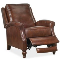 Modern Leather Recliner Swivel Chair For Toddler Girl Contemporary Recliners Macy S Leeah Pushback
