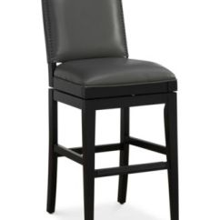 Macy Stool Chair Grey Feel Good Massage American Heritage Billiards Fortuna Counter Height Bar Quick Main Image