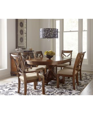 round dining chairs led bar table and furniture mandara collection macy s