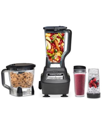 Ninja BL770 Blender  Food Processor Mega Kitchen System