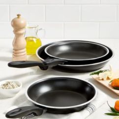 Macy's Kitchen Sets Lowes Cabinets Tools Of The Trade 8 9 11 Fry Pan Set Created For Macy S Main Image