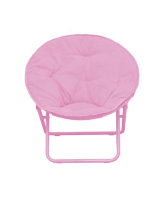 saucer chair replacement cover bungee pink idea nuova heritage club furniture macy s main image