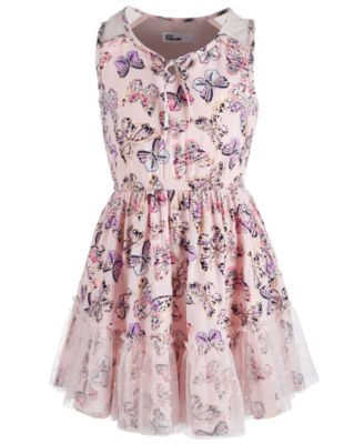 Epic threads little girls butterfly print dress created for macy   also kids clothing rh macys