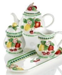 Villeroy & Boch Dinnerware, French Garden Best Gifts ...