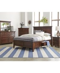Matteo Storage Bedroom Furniture Collection, Only at Macy ...