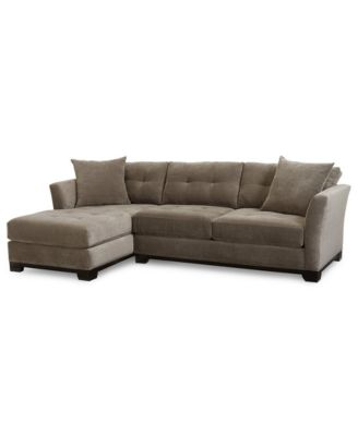 elliot fabric sectional living room furniture collection pictures of interior decoration closeout microfiber 2 pc chaise main image