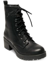 Madden Girl Eloisee Combat Booties & Reviews - Boots ...