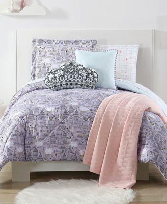 Laura Hart Kids Unicorn Princess Printed Bedding