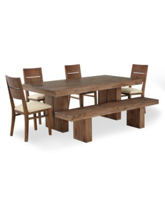 closeout living room furniture sets designer champagne dining 6 piece set trestle table