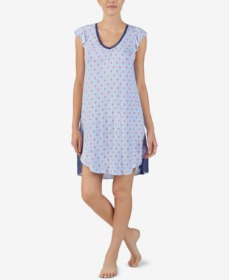 Ellen tracy plus size printed short nightgown also sizes shop for and buy rh macys