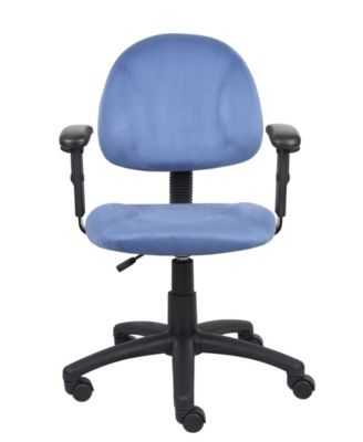 posture deluxe chair pier one wicker chairs boss office products contemporary furniture main image