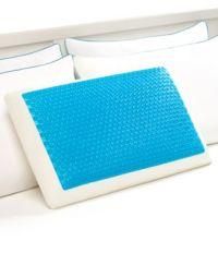 Comfort Revolution Cool Comfort Hydraluxe Gel & Memory ...