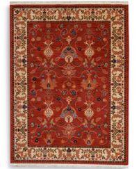 Karastan Rugs, English Manor William Morris Red - Rugs ...