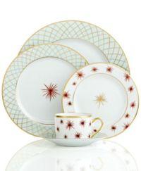 Bernardaud Dinnerware, Etoiles Limoges Collection - Fine ...