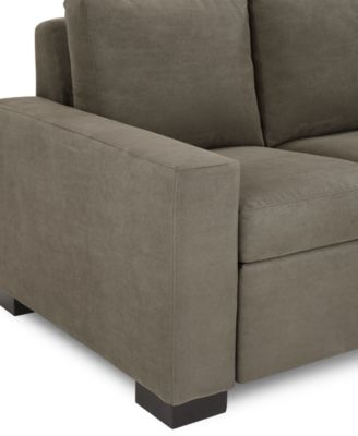 alaina sofa bed queen sleeper modern recliners furniture 77 fabric created for