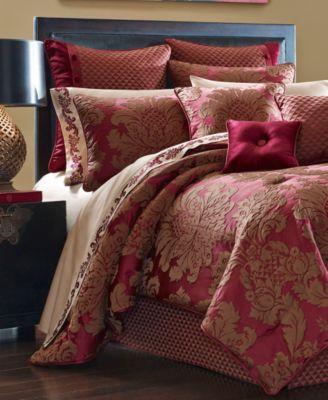 CLOSEOUT J Queen New York Shiraz Comforter Sets Bedding Collections Bed Amp Bath Macys