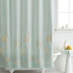 Martha Stewart Kitchen Towels Lights Avanti Bath, Sequin Shells 72