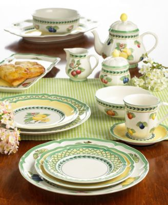 Villeroy  Boch Dinnerware French Garden Collection